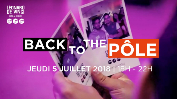 Back to the Pôle 2018